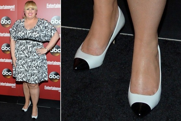 Get The Look: Rebel Wilson's Aldo Shoes For Under $60!