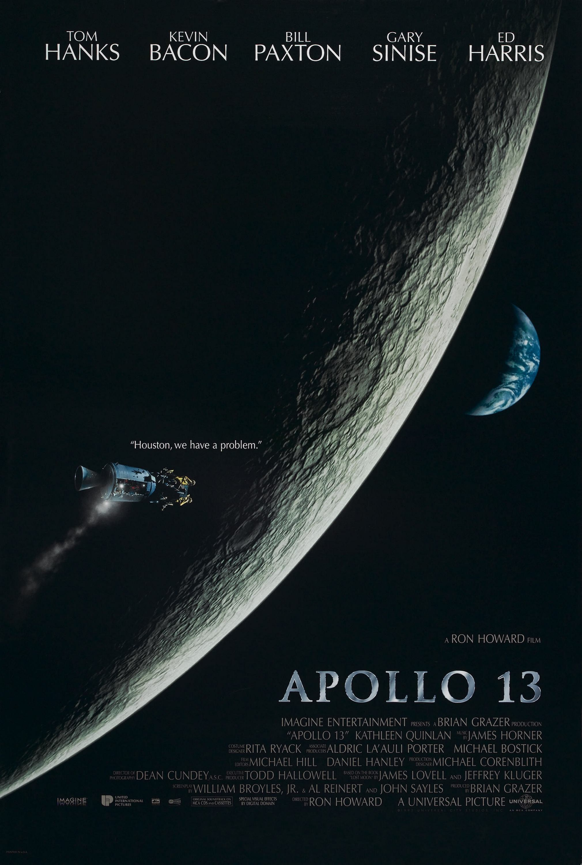 20 Things You Never Knew About 'Apollo 13'