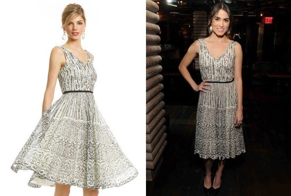 Get Nikki Reed's Romantic Look for Only $225—Here's How!