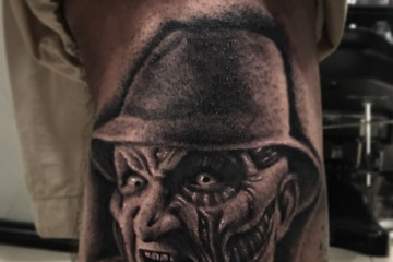 These 40 Horror Villain Tattoos Are to Die For