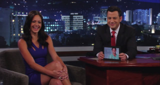 Jimmy Kimmel Predicts Final Three for 'The Bachelorette'