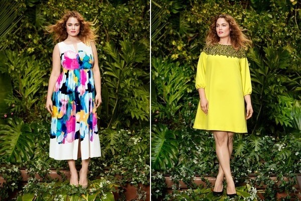 Lela Rose Designs a Plus-Size Collection for Lane Bryant ...