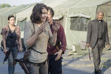 Every Sad Thing That Happens in the First Two Minutes of 'The Walking Dead' Midseason Premiere