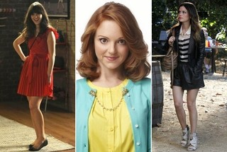 Most Fashionable TV Characters