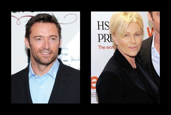 Hugh Jackman is married to Deborra-Lee Furness