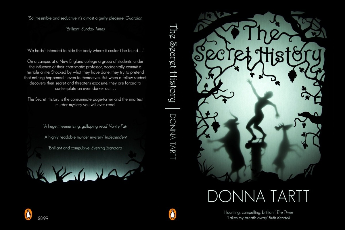 the secret history donna tartt To use the author's own word: it's a whydunit it seems to have been classified ( even by the author herself) as an inverted mystery or detective story since the.