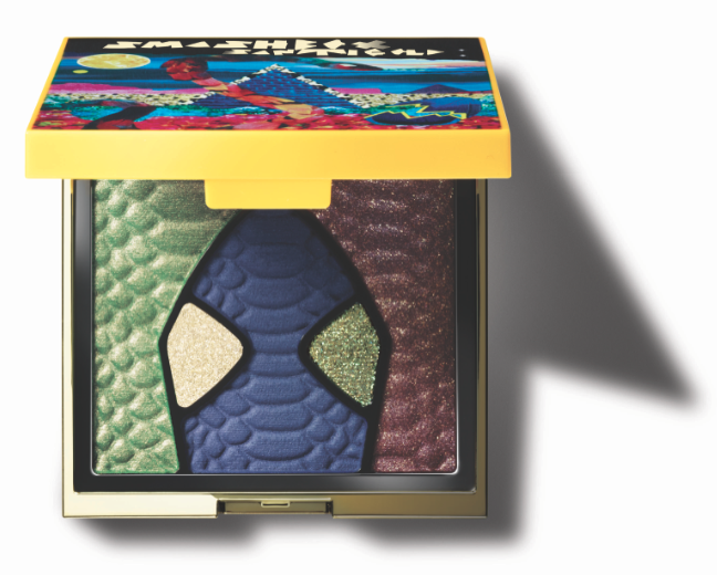 Music + Beauty Collab Alert: Santigold x Smashbox