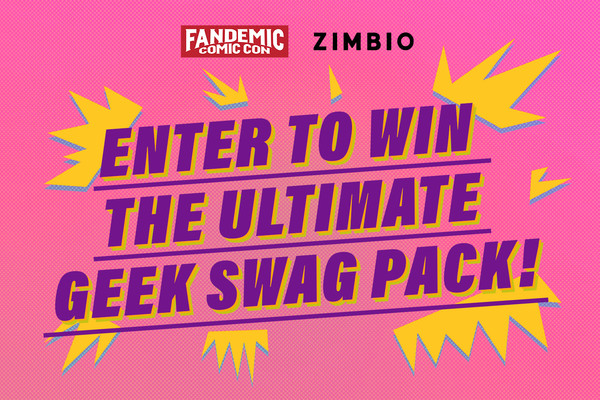 We've Teamed Up With Fandemic Tour To Give Away The Ultimate Swag Pack