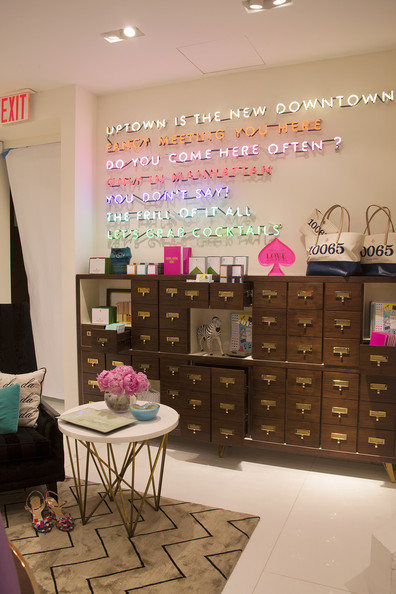 Lonny Field Trip Kate Spade New York S New Flagship Store