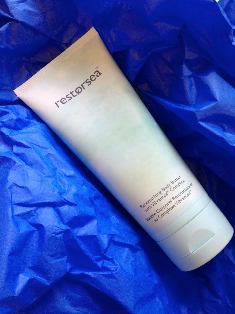 Treat Yo Self: Restorsea's Retexturizing Body Butter