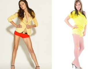 The Atlantic City Clubbing Uniform UNVEILED: Hot Pants and High Heels