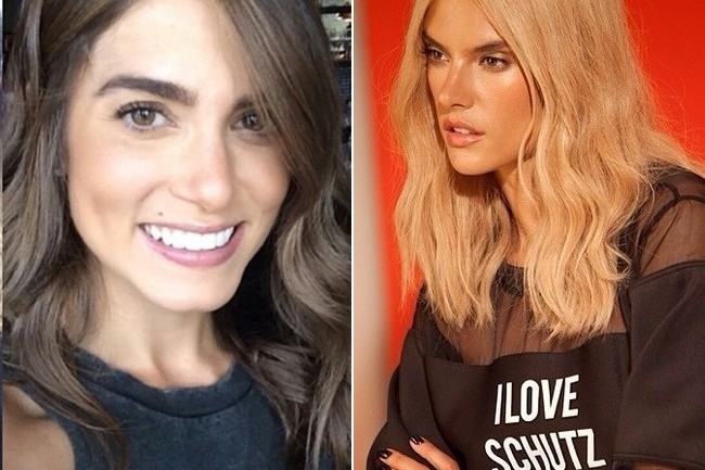 Alessandra Ambrosio Goes Blonde, Nikki Reed Goes Brunettes, Choupette Gets Her Own Makeup and More