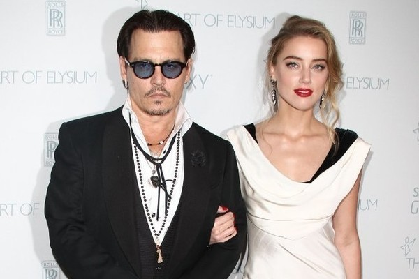 Amber Heard Files Domestic Abuse Restraining Order Against Johnny Depp, Shows Photo of Bruised Eye