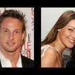 Jenson Button was engaged to Louise Griffiths