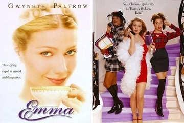 Movies Based on the Work of Jane Austen