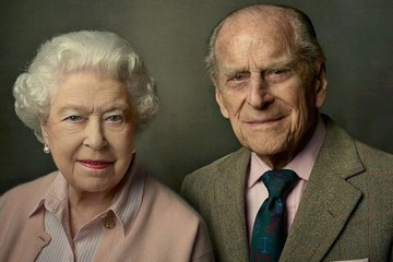 This New Photo of Queen Elizabeth and Prince Philip Is the Ultimate in Relationship Goals