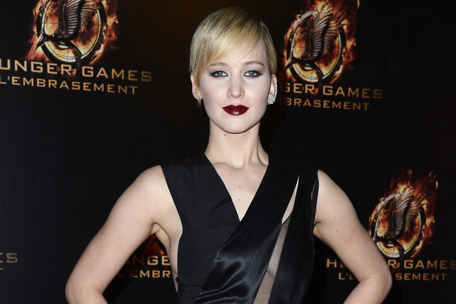 Jennifer Lawrence Like You've Never Seen Her Before