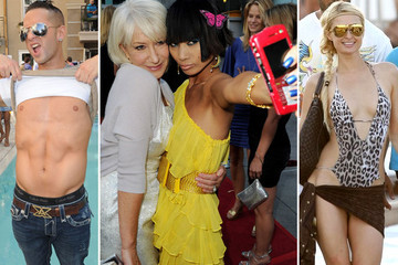 Celebs Who Love the Paparazzi