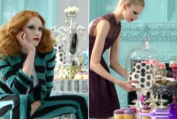 Watch: Alice+Olivia's Super-Sweet Fall Film