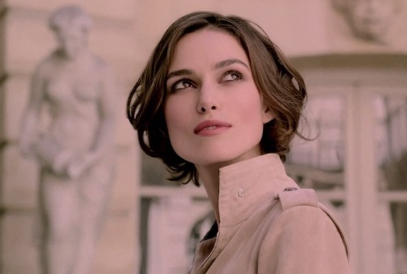 Is This Keira Knightley Chanel Ad Too Sexy? The UK Thinks So! [VIDEO]