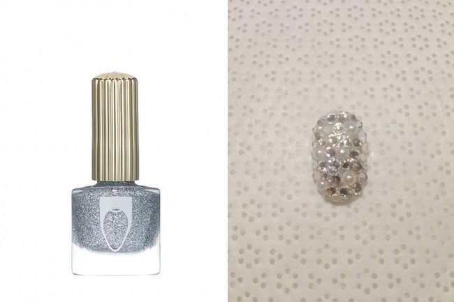 Yes, You Can Do This Decked Out Manicure at Home