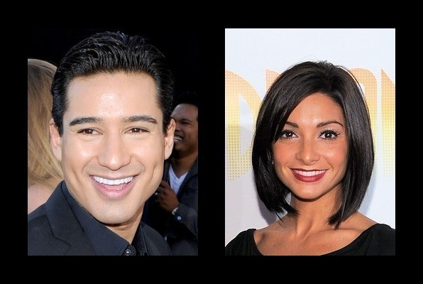 Mario Lopez is engaged to Courtney Laine Mazza