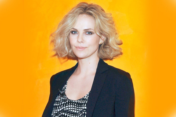 Charlize Theron's #1 Style Staple