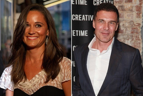 Baseless Speculation of the Day: Pippa Middleton and Andre Balazs Get Their Flirt On