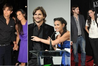 Demi Moore and Ashton Kutcher Relationship Timeline