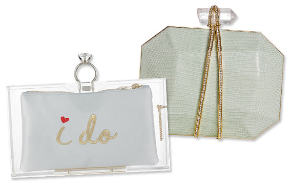 7 Wedding Clutches We Love