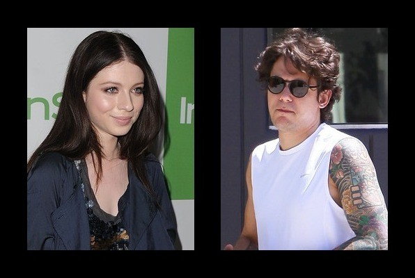 Michelle Trachtenberg was rumored to be with John Mayer