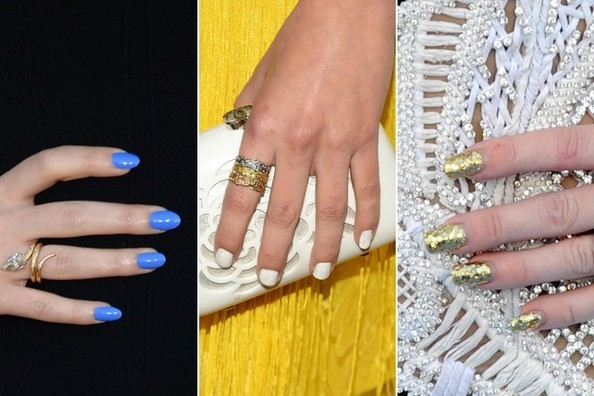 3 Funky Fresh Ways to Draw Attention to Your Nails (Without Rocking Nail Art!)