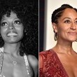 Diana Ross and Tracee Ellis Ross