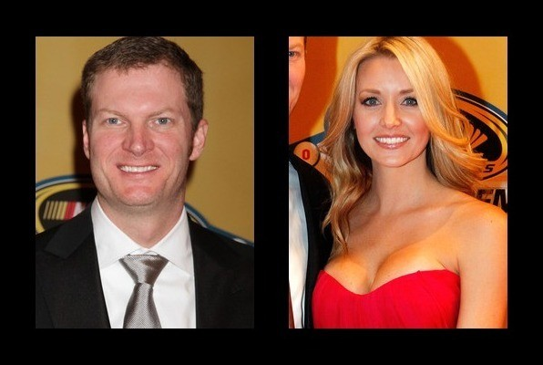 who is dale jr dating now