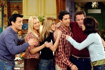 30 Things We Hope Will Happen On The 'Friends' Reunion