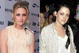 Then and Now - Kristen Stewart