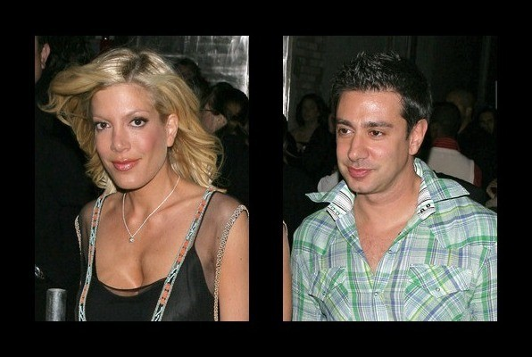 Tori Spelling was married to Charlie Shanian