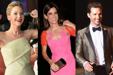 Stars React to 2014 Oscar Nominations