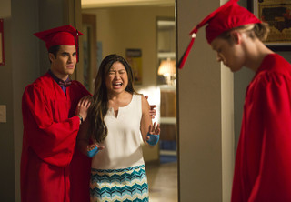 'Glee' Recap: Three Times the Zzzz....