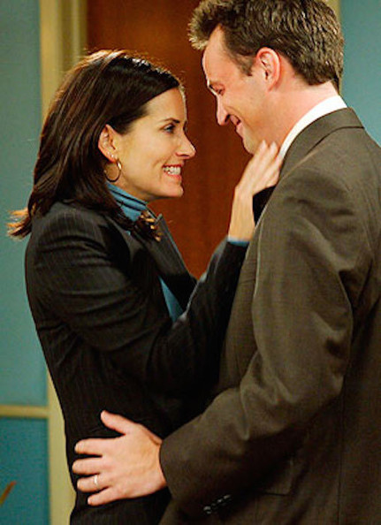 friends monica and chandler start dating Janice litman goralnik, née hosenstein is a recurring character on friends she was chandler bing's long-time on  (chandler is currently dating monica in.