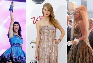 Meet the Nominees for the 2011 American Music Awards