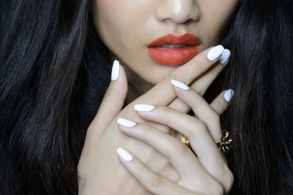 Big Spring Trend: White Hot Manicures