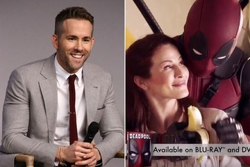 Ryan Reynolds Stars in a 'Deadpool' Parody Commercial About Erectile Dysfunction