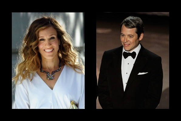 Sarah Jessica Parker is married to Matthew Broderick