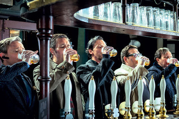 'The World's End' Trailer: A Pub Crawl to Save Your Life (And the Universe)