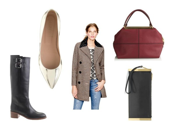 Daily Deal: 40 Percent Off Outerwear, Footwear, and Handbags at J. Crew
