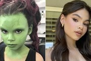 Comic Book Movie Kids Then And Now