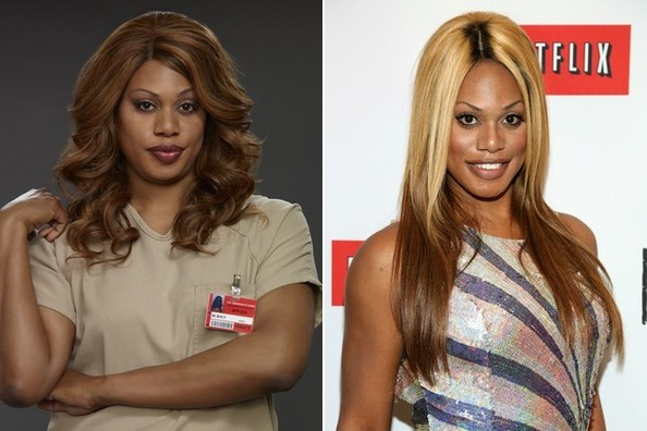 Laverne Cox aka Sophia - What the  Orange Is the New Black  Cast ... c7fa1b4ec330