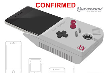 Soon You'll Be Able to Turn Your iPhone Into a Game Boy