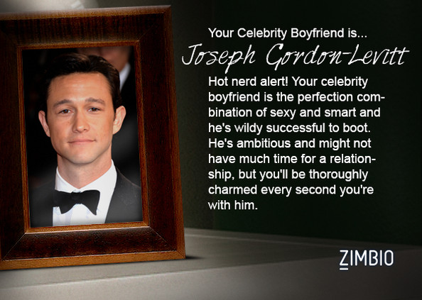 Who 39 s your celebrity boyfriend take the quiz ar15 com for What will my future family be like quiz